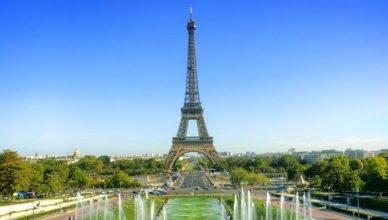 Eiffelturmstellung