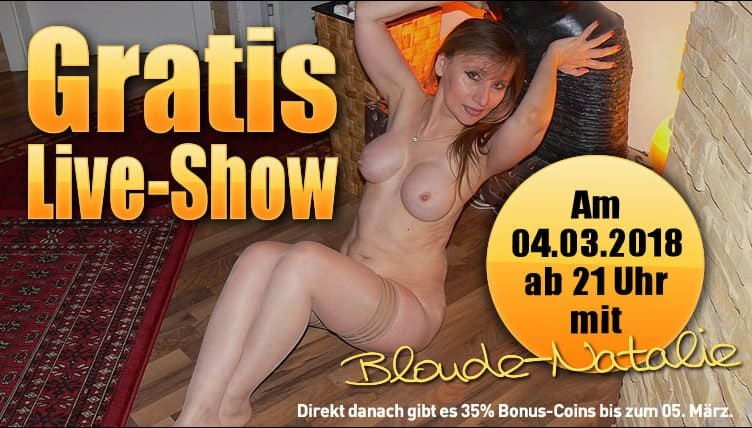 Freeshow Blonde Natalie