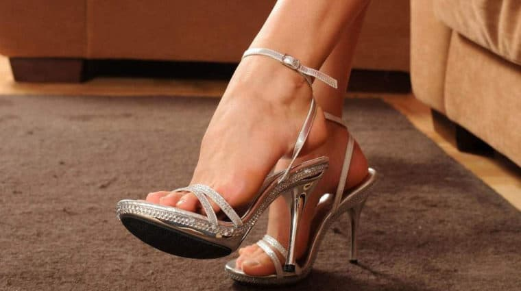 Füße erotische Der verliehene