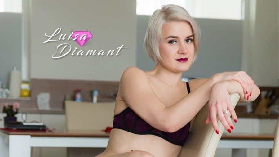 Diamant porn luisa Luisa