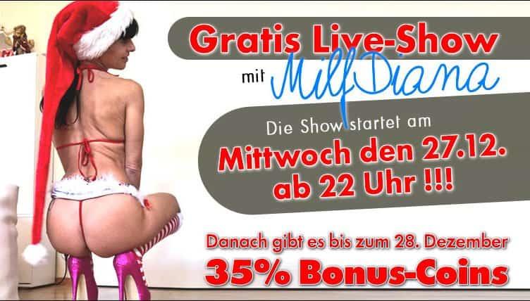 MilfDiana Freeshow