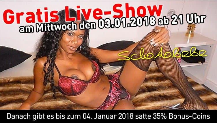 Schokobebe Freeshow