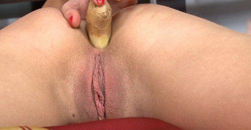 Figging geht auch anal