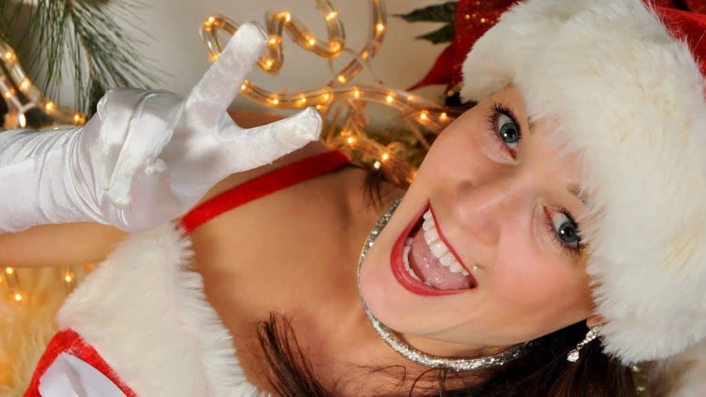 pearlin an weihnachten