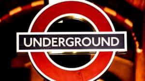 Public Fick in der U-Bahn - Störung unerwünscht