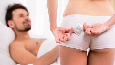 Sex ohne Gummi?