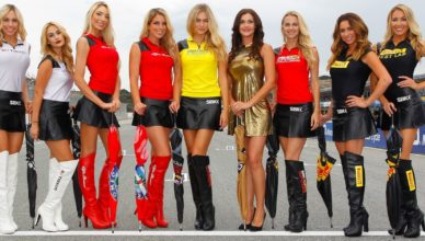sexy Girls - die Grid Girls der F1