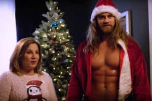 Sexy Weihnachtsmann - besser geht nicht, oder?